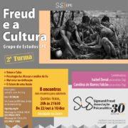 Freud e a Cultura – 2a turma