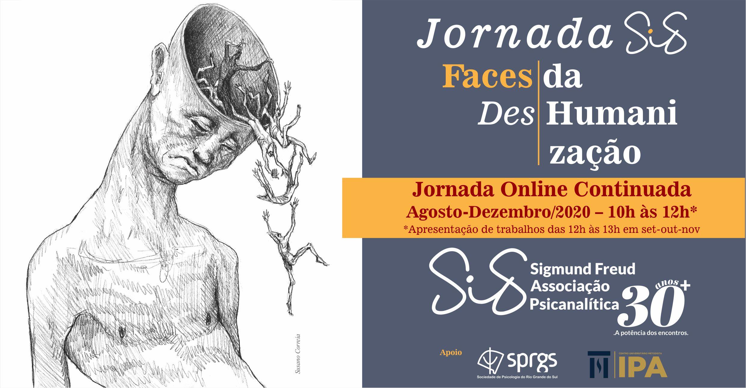 Jornada Sig 2020 – Faces da Des-Humanização
